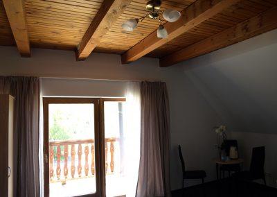 Pokój nr 5 z widokiem na Szczeliniec 14