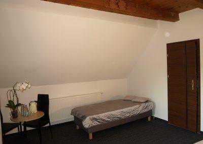 Pokój nr 5 z widokiem na Szczeliniec 2